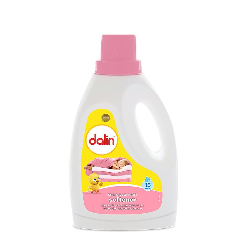 Dalin Spring Lullaby Softener 1500ml