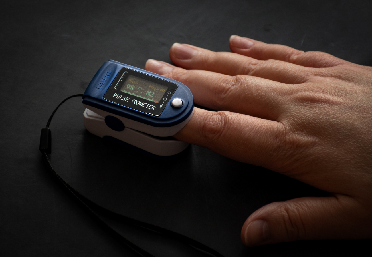 How a Pulse Oximeter can help fight Covid-19