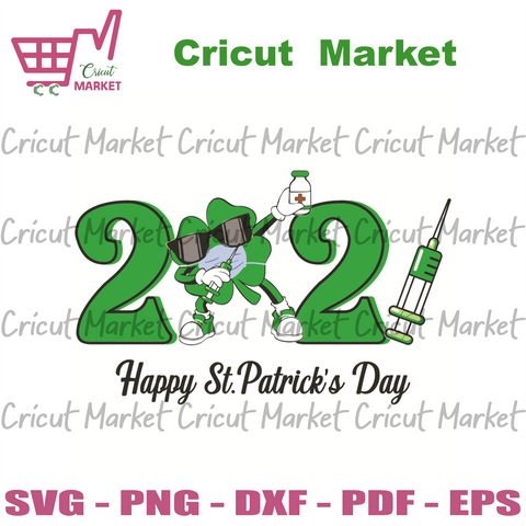 2021 Happy St Patrick Day Svg, Patrick Svg, 2021 Patrick Day Svg, Quarantine Patrick Day Svg Svg, Patrick Day Svg, Coronavirus Svg, Social Distance Svg, Shamrocks Svg, Lucky Svg, Patrick Gifts Svg, Happy Patrick Day Svg, Patrick Party Svg