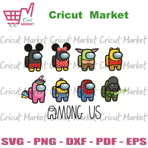 Among Us Custom Svg, Trending Svg, Among Us Disney Svg, Among Us Svg, Among Us Impostor Svg, Impostors Svg, Among Us Funny Svg, Trending Video Game Svg, Among Us Svg, Among Us Star Wars Svg,