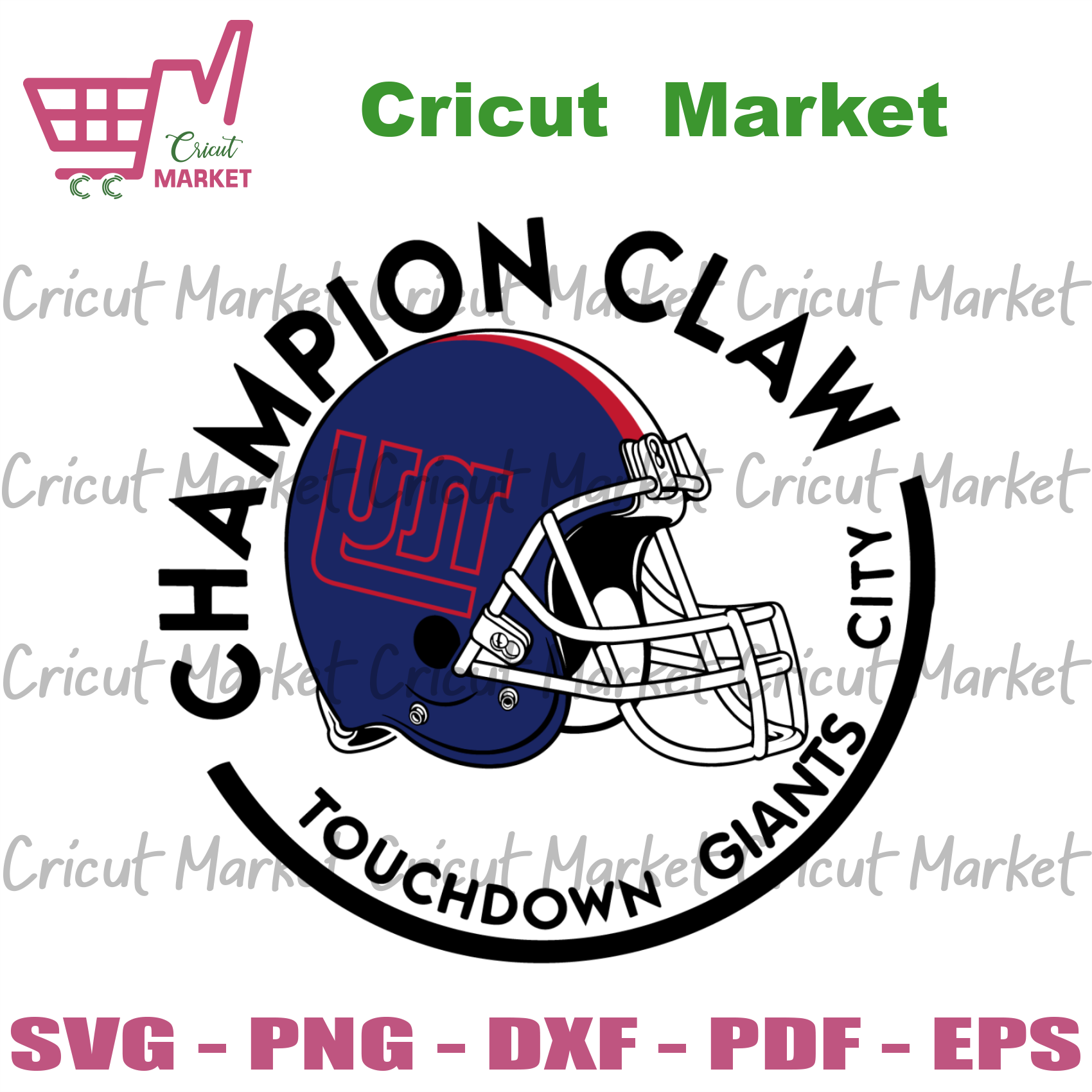 Champion Claw Touchdown Giants City Svg, Sport Svg, New York Giants Svg, New York Giants Football Team Svg, New York Giants Helmet Svg, New York Giants Logo Svg, New York Giants Fans, Champio