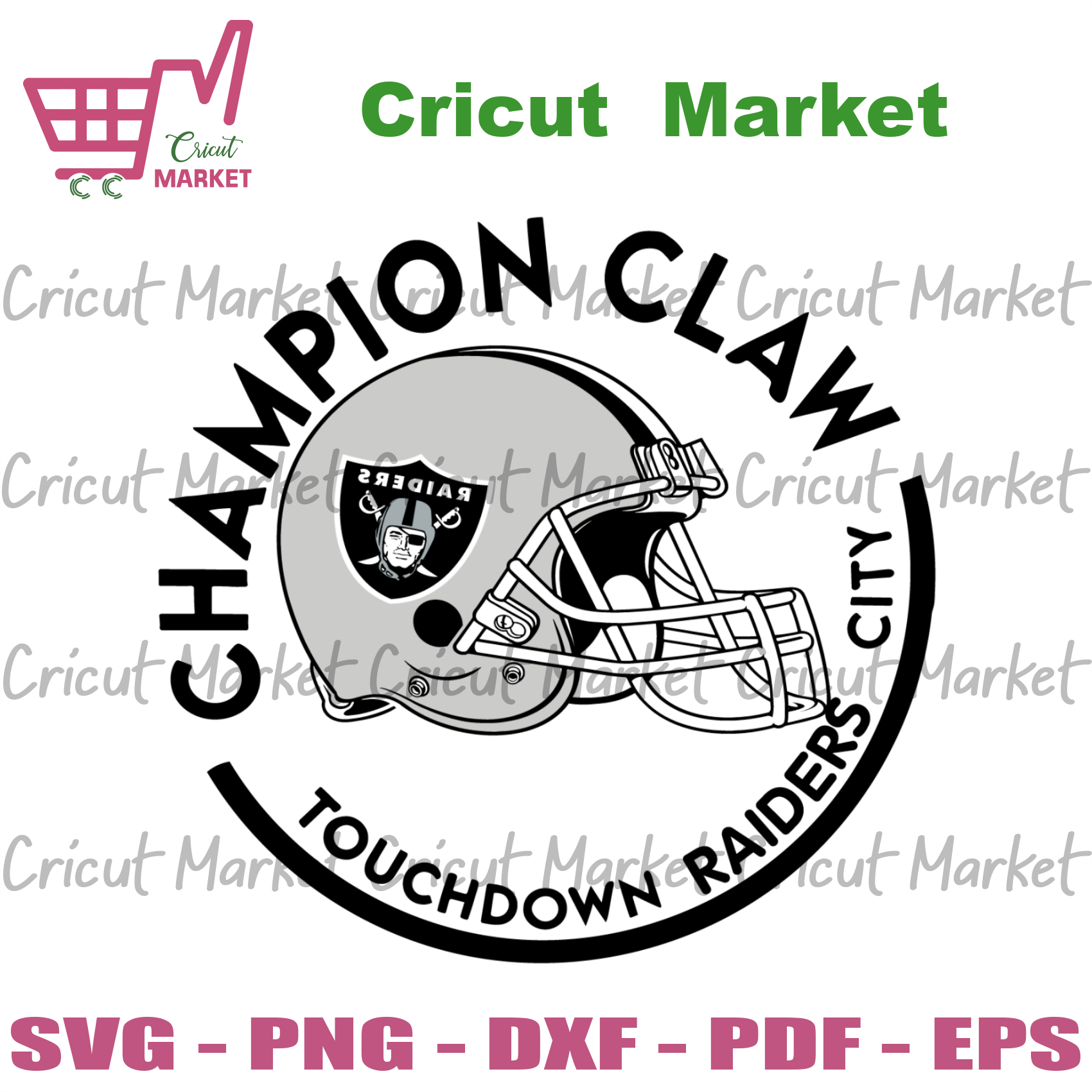 Champion Claw Touchdown Raiders City Svg, Sport Svg, Oakland Raiders Svg, Oakland Raiders Football Team Svg,Oakland Raiders Helmet Svg, Oakland Raiders Logo Svg, Oakland Raiders Fans, Champio
