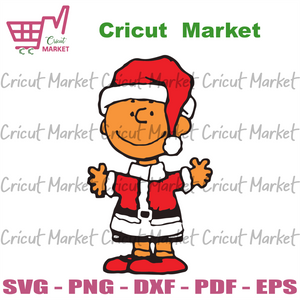 Charile Brown Christmas, Christmas svg, Charlie Brown svg, Snoopy cartoon svg, merry christmas, christmas day, christmas gift, cute Charlie Brown, Snoopy cartoon lover, Snoopy characters - Cr