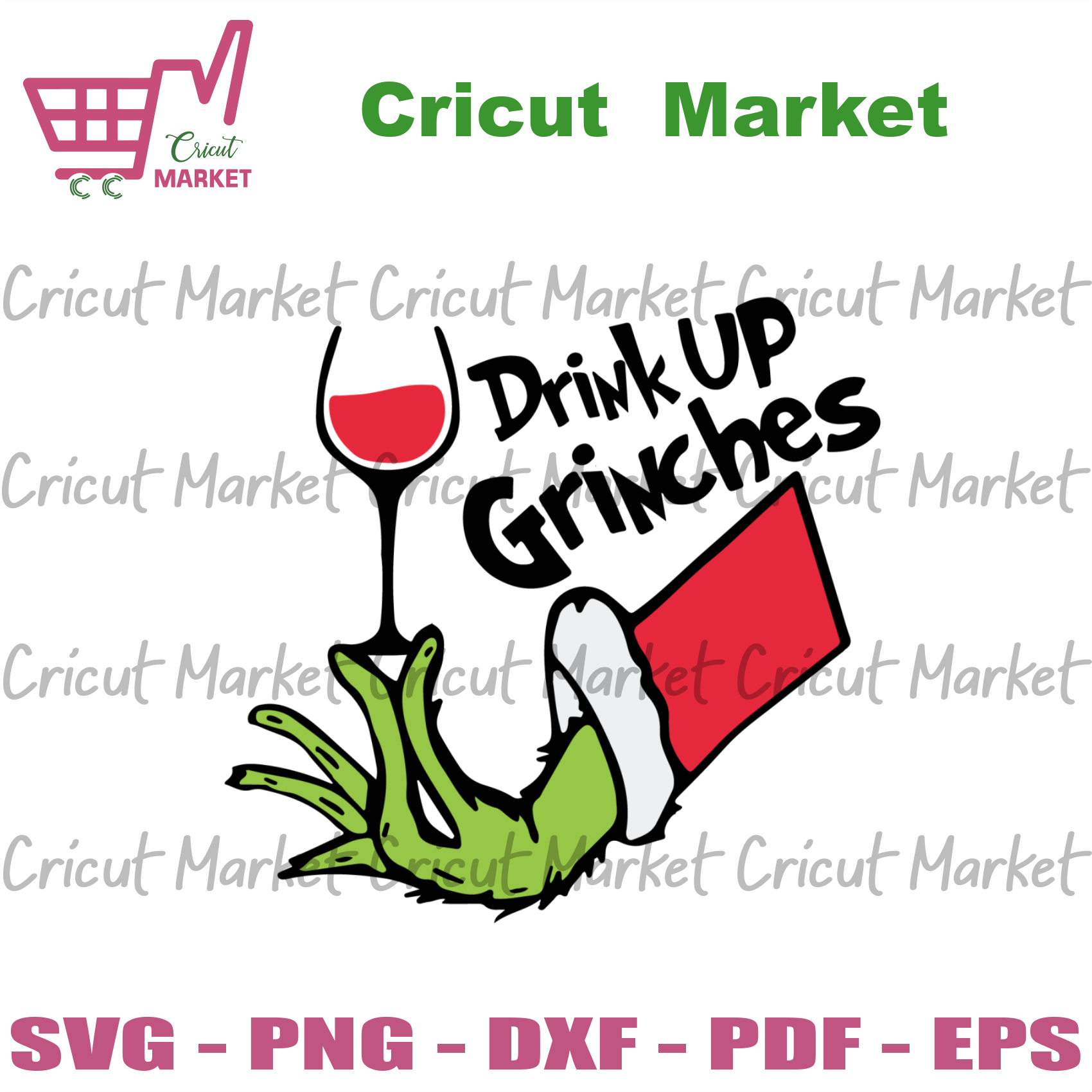 Drink up grinches, christmas svg, xmas svg, grinch svg, christmas grinch svg, grinch hand svg, wine svg, christmas gift svg, christmas party, grinches svg, grinch gift, champagne svg, wine gl