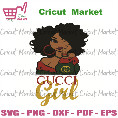 Gucci Girl Svg, Trending Svg, Gucci Svg, Gucci Black Girl Svg, Black Girl Svg, Girl Love Gucci Svg, Gucci Logo Svg, Gucci Dress Svg, Gucci Silhouette Svg, Gucci Pattern Svg, Gucci Lovers Svg,