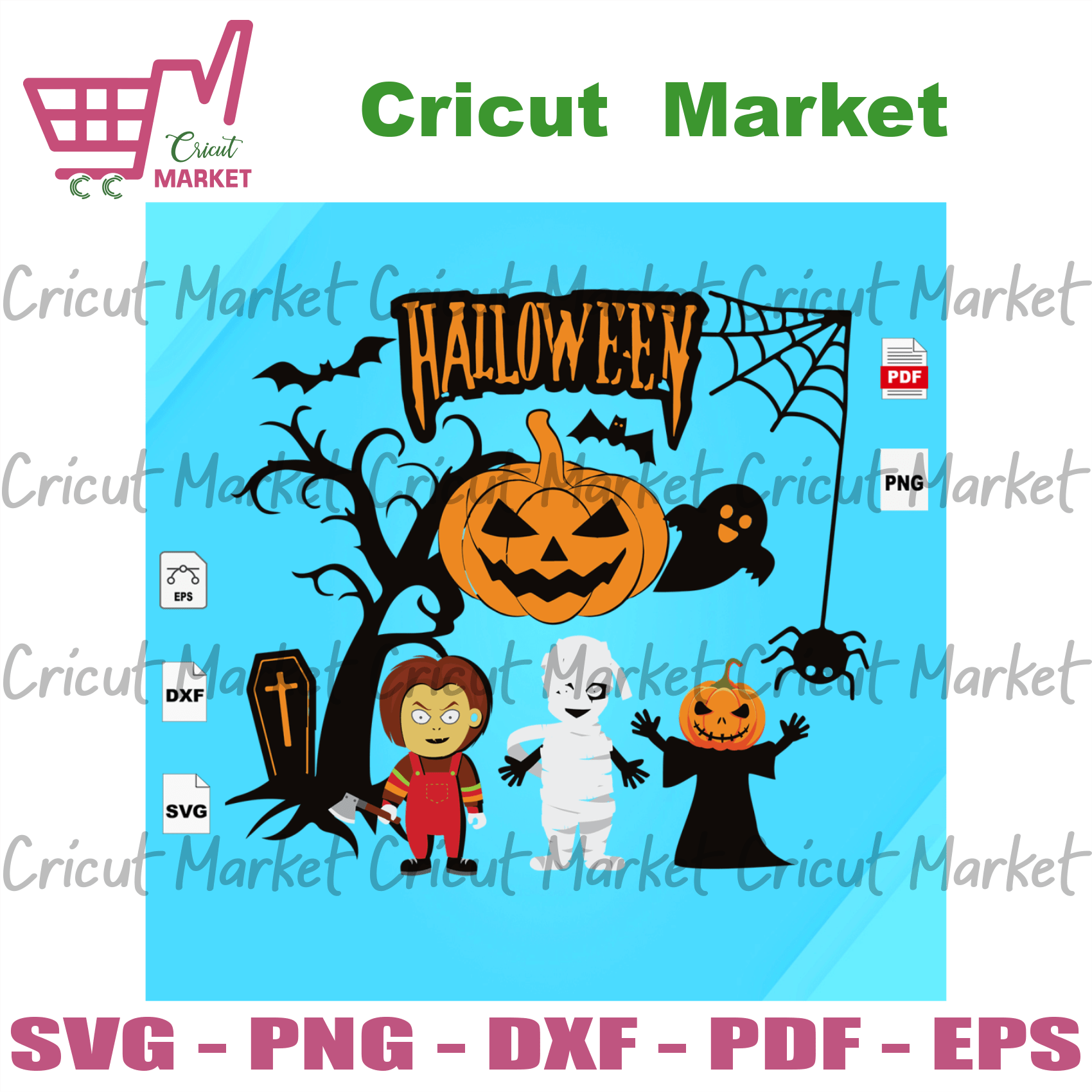 Halloween bundle svg, Halloween svg, Halloween vector clipart, Halloween gift, Halloween party, Halloween decor, Halloween shirt svg, Halloween background, Halloween ideas, Party decor, Funny Halloween, - Cricut Market