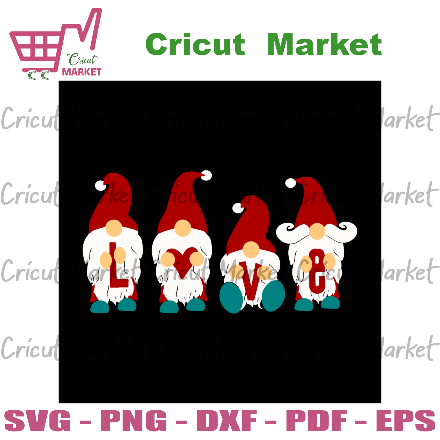Love gnomes, christmas svg, gnomies svg, gnome svg, gnomies christmas, christmas gifts, merry christmas, christmas gifts, gnome squad svg, gnomy svg, gnome lovers, gnomy gift - Cricut Market