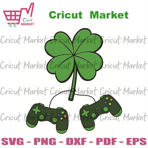 Shamrock Game Patrick Svg, Patrick Svg, Happy Patrick Day 2021 Svg, Games Svg, Shamrocks Svg, Patrick Shamrocks Svg, Gamers Svg, Gaming Svg, Patrick Gaming Svg, Patrick Clover Svg, Patrick Day Svg, Patrick Gifts Svg, Games Gifts Svg