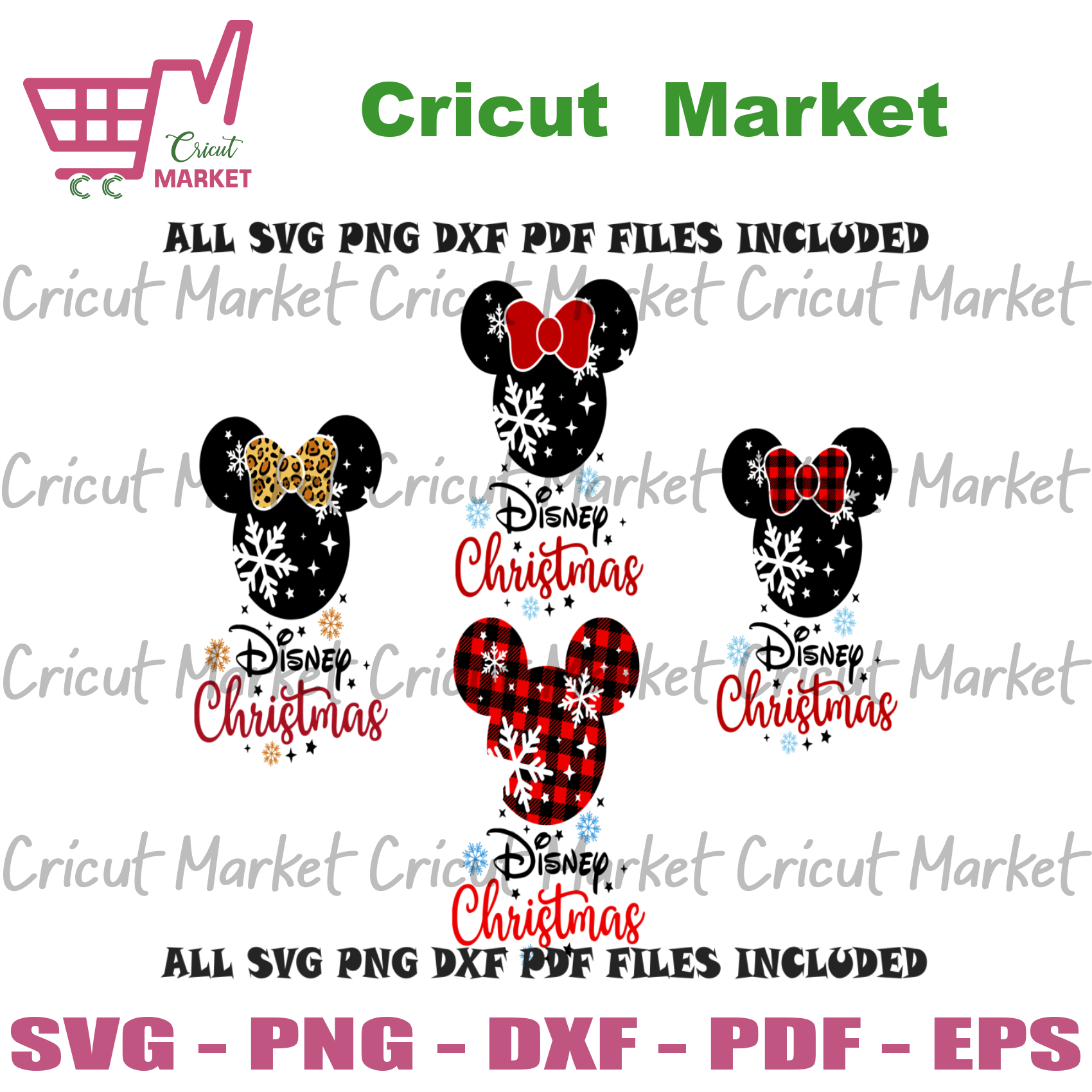 Snowflake mickey head bundle, Christmas Svg, disney christmas, mickey svg, disney svg, minnie mouse, mickey mouse, disney bundle, mickey head, minnie svg, snowflake svg, merry christmas, plai