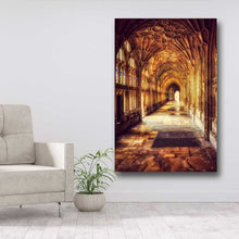 Load image into Gallery viewer, Golden Brown Hallway