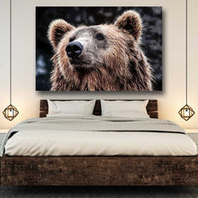 Load image into Gallery viewer, Kodiak Bear Face