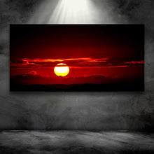 Load image into Gallery viewer, Red Sky at Sunset