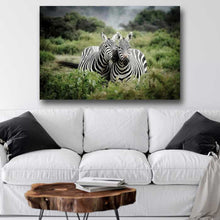 Load image into Gallery viewer, Zebras in Africa