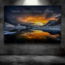 Load image into Gallery viewer, Dream - Create - Share - Inspire