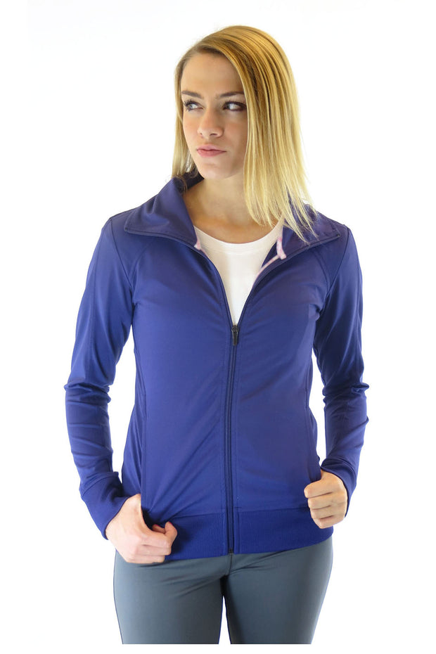 Essential Full Zip Jacket
