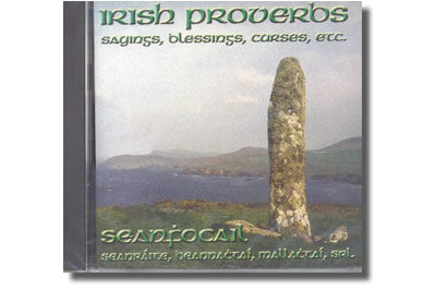 Seanfhocail Irish Proverbs on CD-ROM