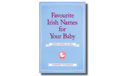 Favourite Irish Names For Your Baby - Laurence Flanagan