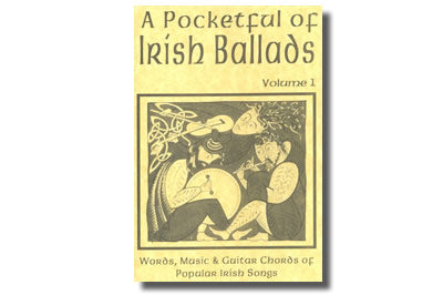 A Pocketful of Irish Ballads Volume 1 - John Ellison