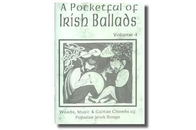 A Pocketful of Irish Ballads Volume 4 - John Ellison