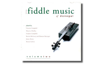 Fiddle Music of Donegal. Volume 2