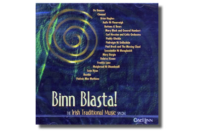 Binn Blasta! The Irish Traditional Musical Special