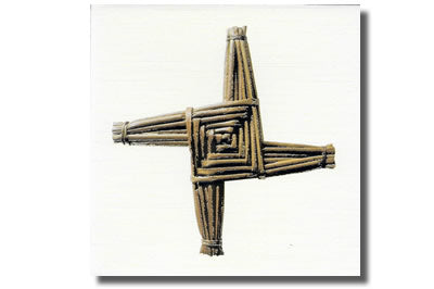 St Bridget's Cross Notelet