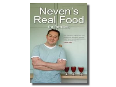 Neven's Real Food for Families - Neven McGuire