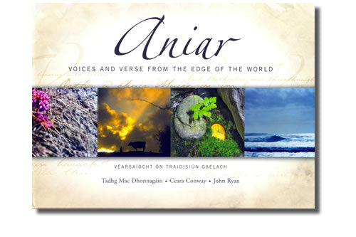 Aniar  Voices & Verses from The Edge of the World  - Tadhg Mac Dhonnagáin