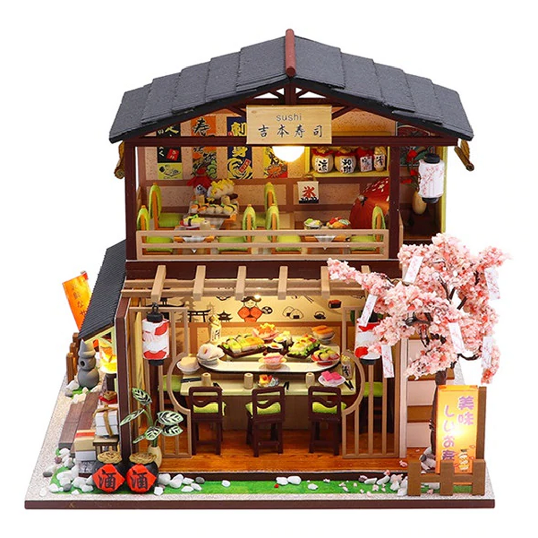 Traditional Sushi Bar