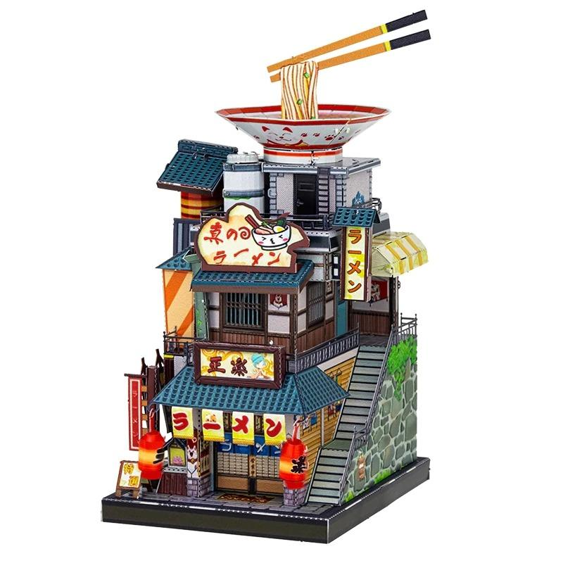Ramen Shop (With LED-Light)