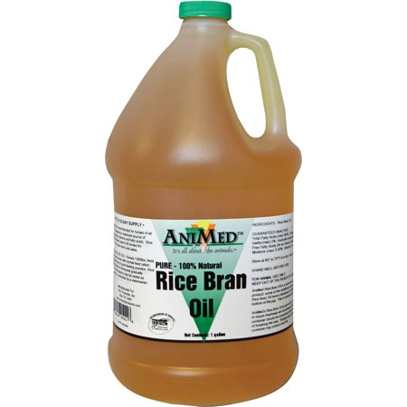 RICE BRAN OIL GAL