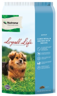 Nutrena Loyall Life Lamb & Rice Adult Dog Food 40LB