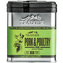 Load image into Gallery viewer, TRAEGER RUB- PORK & POULTRY