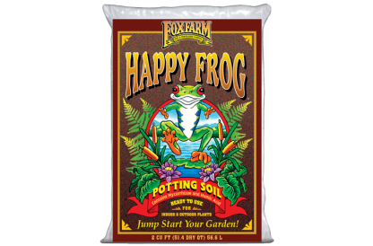 Fox Farm Happy Frog Potting Soil 2CF