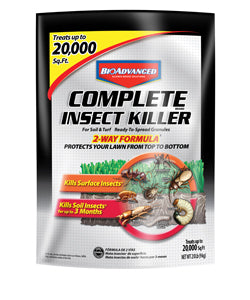 Bioadvanced Complete Insect Killer Granular 20#