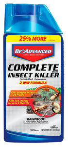 Bioadvanced Complete Insect Killer 40oz