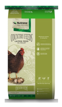 Nutrena Country Feeds 16% Chicken Layer Pellet