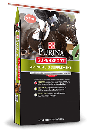 Purina SuperSport Amino Acid Supplement 25LB