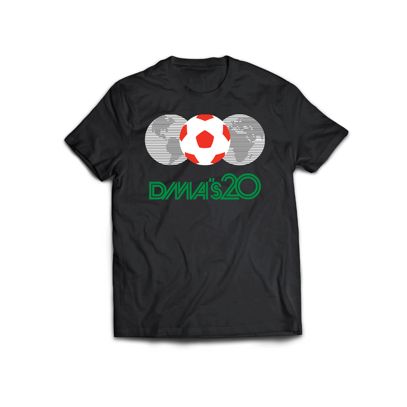 DMA'S 20 Black T-Shirt