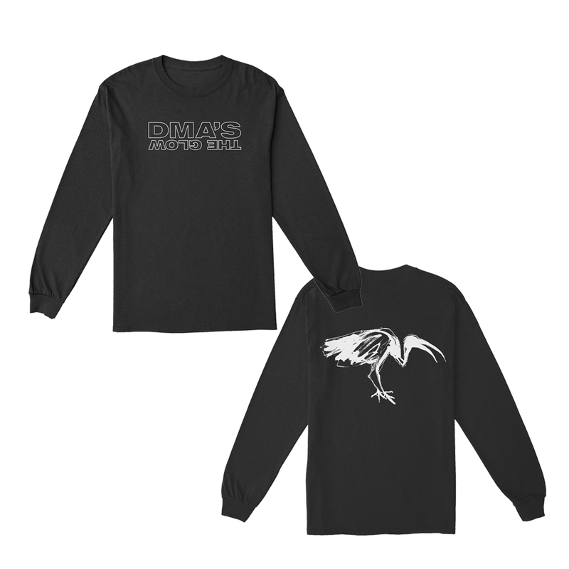 The Glow Mono Ibis Black Long Sleeve