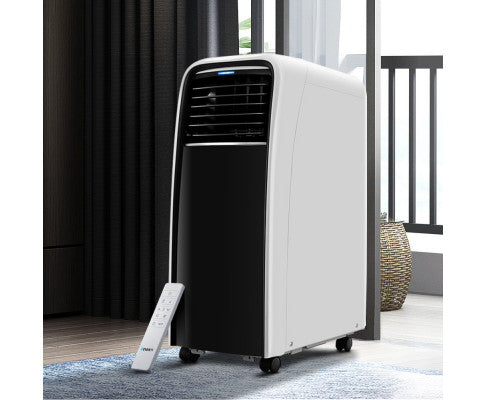 DEVANTI PORTABLE AIR CONDITIONER DEHUMIDIFIER 2500W - WHITE