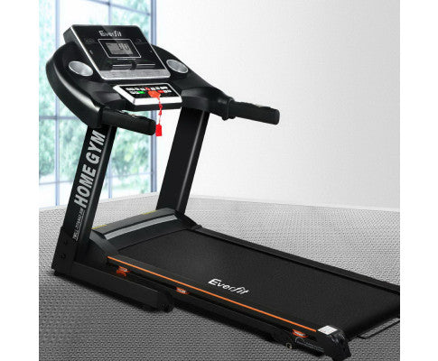 EVERFIT TREADMILL 420MM 18KMH HOME GYM EXERCISE MACHINE