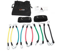 13PC KINETIC FITNESS RESISTANCE SET