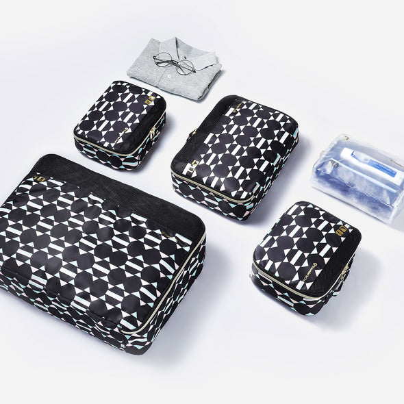 Image of the 5 set packing cube