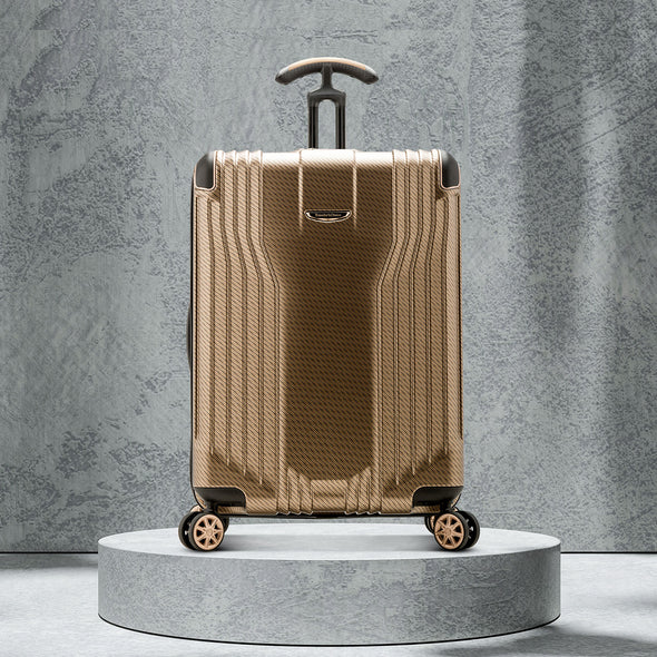 Image of a black luggage.
