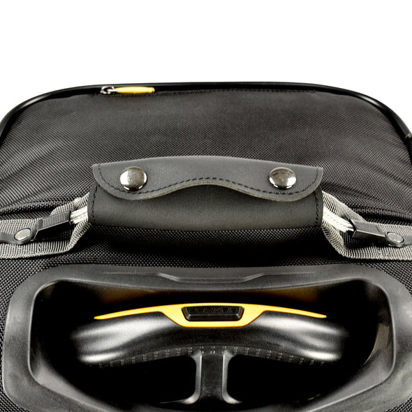 An image of the top side view of the Prokas Duffel Bag.