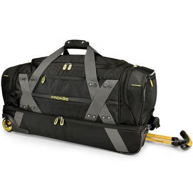 An image of the Prokas Duffel Bag lying on its back.