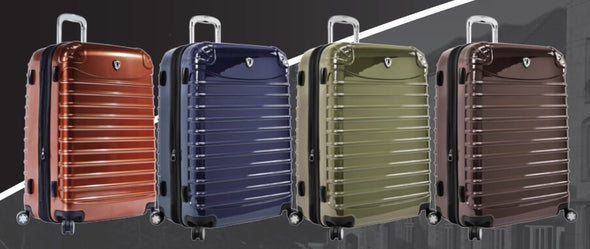 An image of the parkman luggage collection.