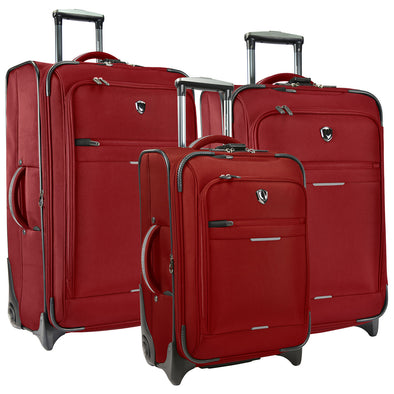 Birmingham 3 Piece Luggage Set