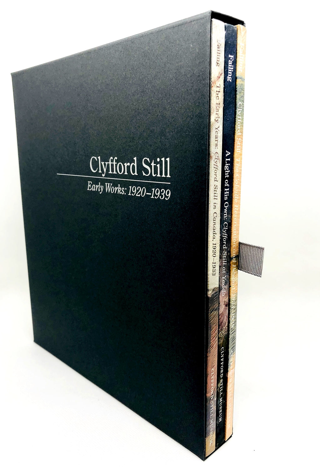 Clyfford Still Museum Publication Early Works Gift Set